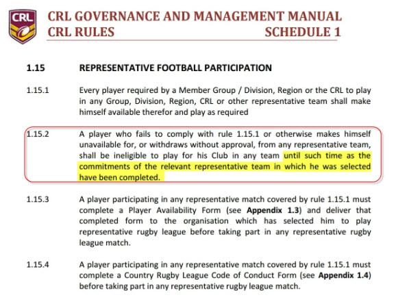 CRL Manual 1